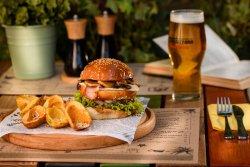 Holiday Maker burger menu image
