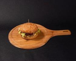 100% Halal Beef Burger image