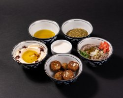 Arabic breakfast 2-3 ppl image