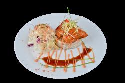 Salmon Teriyaki image