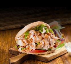 Meniu 2 Kebab de pui mare + 2Pepsi image