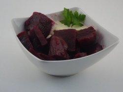 Salată de sfeclă roșie