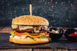 Burger Ramada de vită image