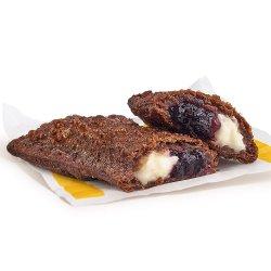 Placintă cu afine și cremă de brânză image