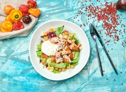 Salată Somon image