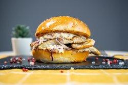 Australian burger image
