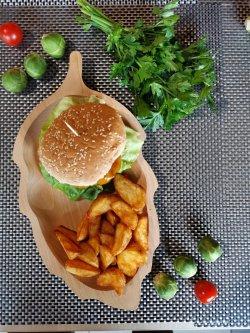 Clasic Burger image