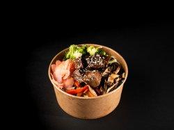 Vită Singapore & ciuperci shiitake image