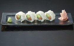 Salmon Avocado Roll image