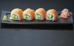 Salmon Uramaki image