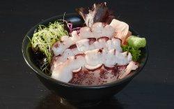 Sashimi Octopus image