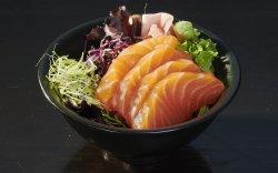 Sashimi Salmon image