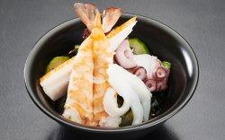 Sunomono Sea Food image