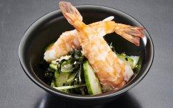 Sunomono Shrimp image