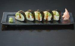 Shrimp and Avocado Tanuki image