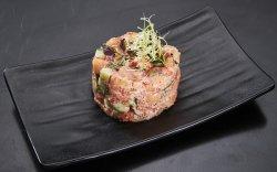 Tartar Salmon and Avocado image