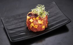 Tartar Tuna and Mango image