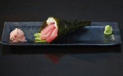 Temaki Tuna and avocado image