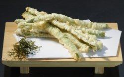 Tempura Asparagus image