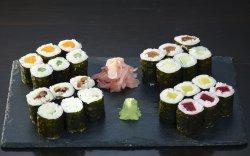 Vegetarian Maki image