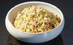 Vegetables Fried Rice image