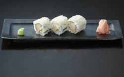 Crab Tempura Roll image
