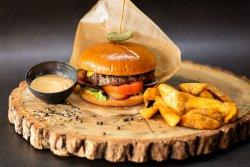 Meniu burger classic 500 g image