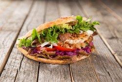 50% GRATUIT: Kebab image
