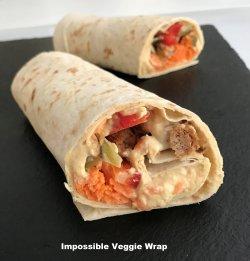 Impossible Veggie Wrap  image