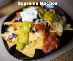 Supreme Nachos  image