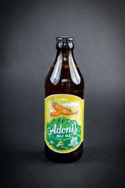 Zăganu Adonis / American Pale Ale / ABV 5.6% / IBU 42 image