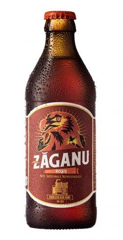 Zăganu Roșie / Red - Belgian Style Ale / ABV 7.0% / IBU 26                              image