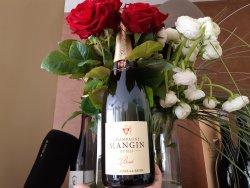 Mangin champagne image