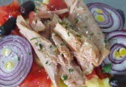 Salată cu ton Ventresca  image