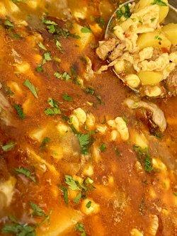 Supă gulaș de vită cu găluște image