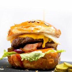 Black Angus - Texan Burger image