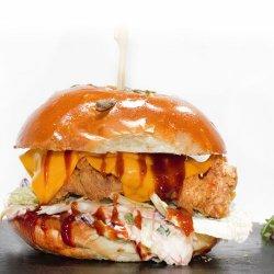 Crispy Chicken Burger image
