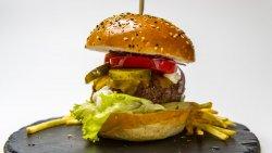 Lions Burger image