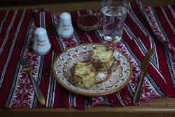 Cartofi cu brânzeturi și broccoli/ Potatoes with cheese and broccoli image
