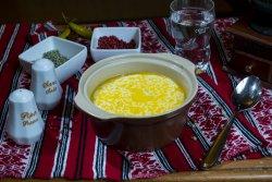 Ciorbă de burtă/Tripe soup image