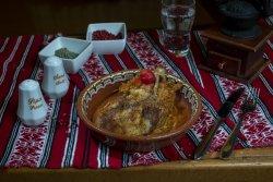 Pulpă de rață pe varză/Duck pulp with cabbage image