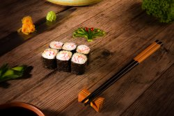 Maki cu surimi image