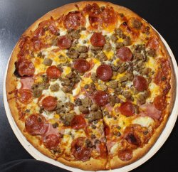 Pizza Canibale image