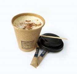 Ciocolată albă caldă MAX LVL image
