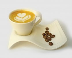Cortado LVL ONE decofeinizat/ decaffeinated image