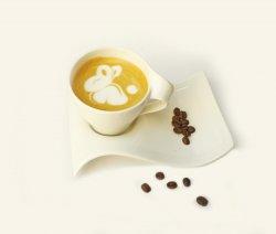 Flat White LVL TWO decofeinizat/ decaffeinated image