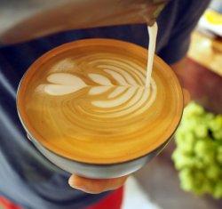 Café Latte LVL TWO decofeinizat/ decaffeinated image
