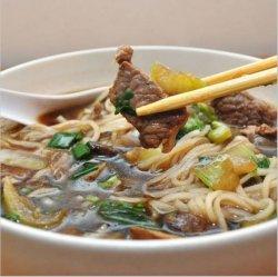 Supă de vită cu spaghete - Ramen image