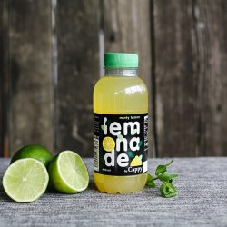 Cappy Lemonade – lămâie și mentă image
