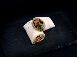 Wrap cu hummus image
